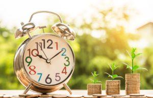 Mit dem Wocheneinkauf Zeit sparen