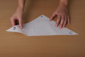 Spritztüten aus Papier falten wie ein Konditor