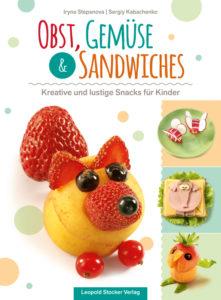 Gesunde Jause - Obst & Gemüse Sandwiches